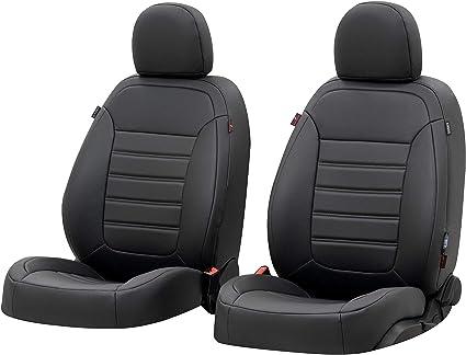 Walser Sitzbezug Robusto Schonbezug Kompatibel Mit Vw T Roc Baujahr 07 2017 Heute 2 Einzelsitzbezüge Für Normalsitze Auto