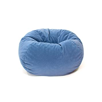 Gold Medal Bean Bags Small / Toddler Micro-Fiber Suede Corduroy Bean Bag Sky  sc 1 st  Amazon.com & Amazon.com : Gold Medal Bean Bags Small / Toddler Micro-Fiber Suede ...