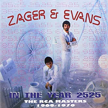 Image result for zager and evans in the year 2525 images