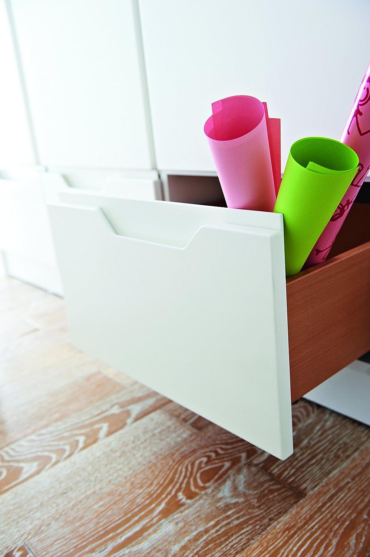 Geuther - 3-teiliger Kleiderschrank Fresh, weiß: Amazon.de: Baby