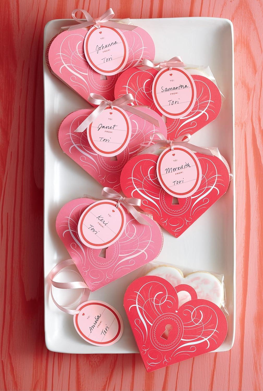 amazoncom martha stewart crafts valentines day heart shape treat bag arts crafts sewing