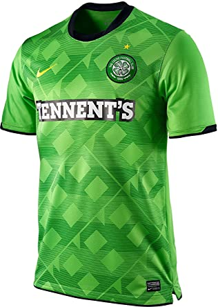 sale retailer 02b0a fbc79 Nike Celtic F.C. Men's Tennent's Away Dri-FIT Soccer Jersey ...