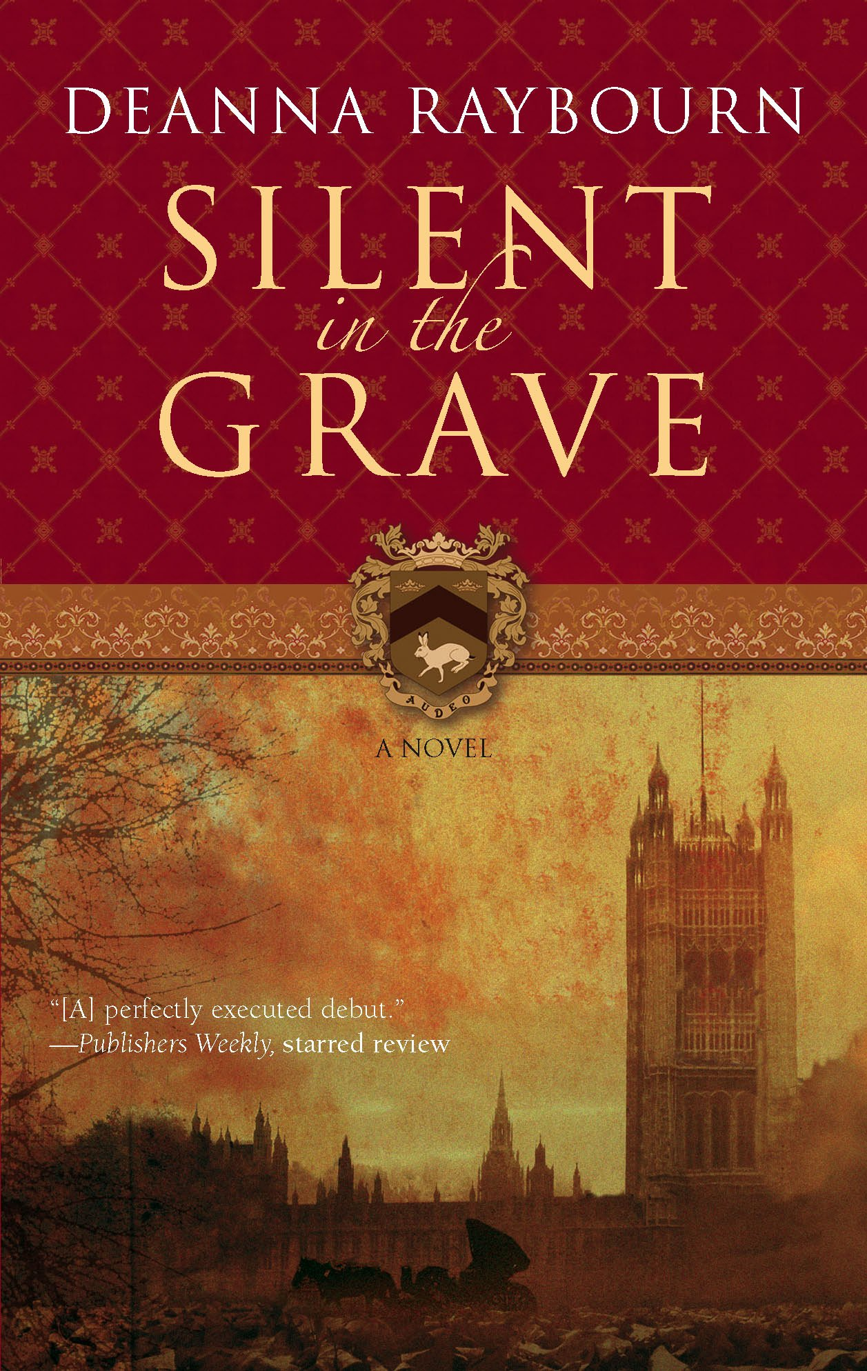 Read Online Silent In The Grave (A Lady Julia Grey Mystery) ebook