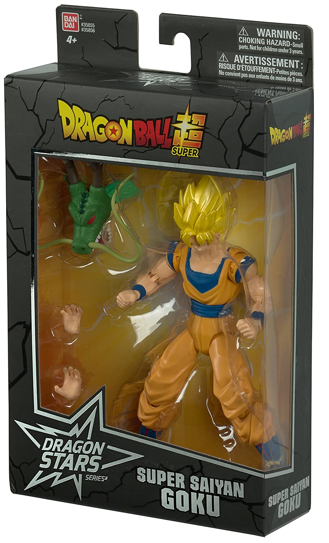Dragon Stars Super Saiyan Blue Kaioken x10 Goku Figure Dragon Ball Super Series 6