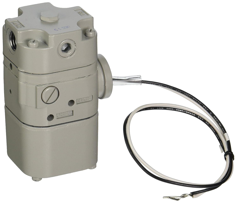 Marsh Bellofram 961-099-000 Type 1000 Intrinsically Safe I//P Transducer 4-20 mA Input 3-15 PSI Range Factory Mutual