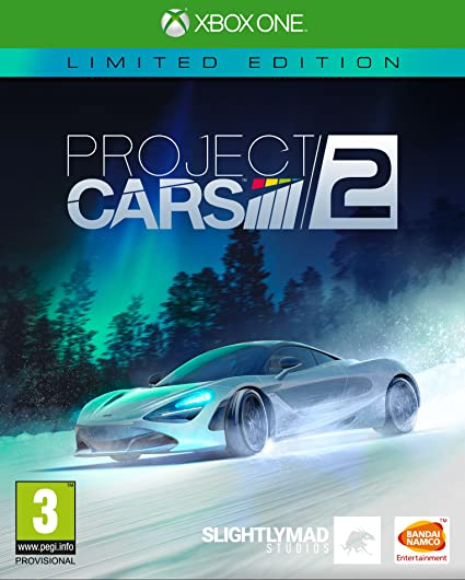 57050203ab Project Cars 2 - Limited - Xbox One  No Name  Amazon.it  Videogiochi
