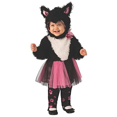 Rubie's Costume Little Kitty Girls Infant Tutu Costume: Toys & Games