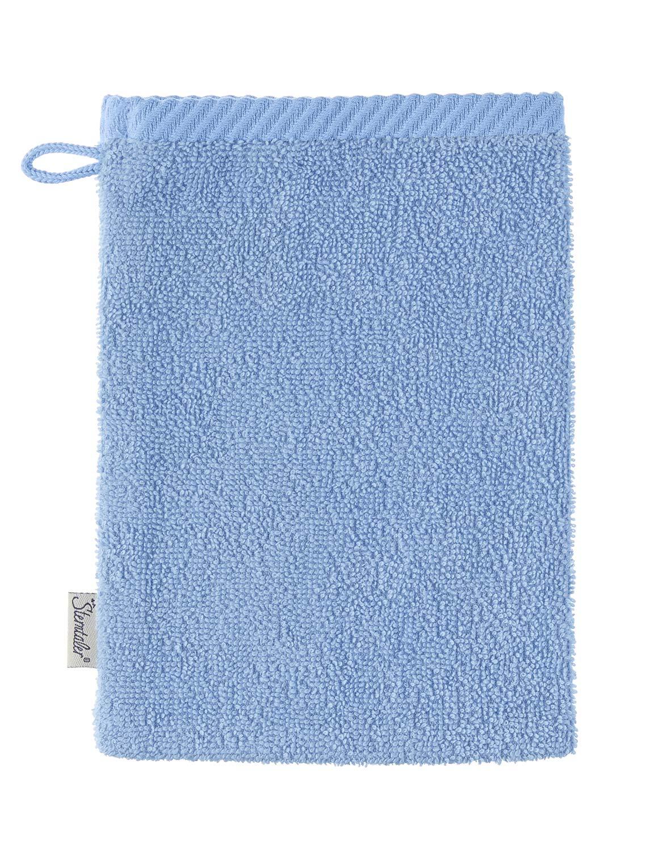 Blau Gr/ö/ße Sterntaler Waschhandschuh Wieslinge 21 x 15 cm