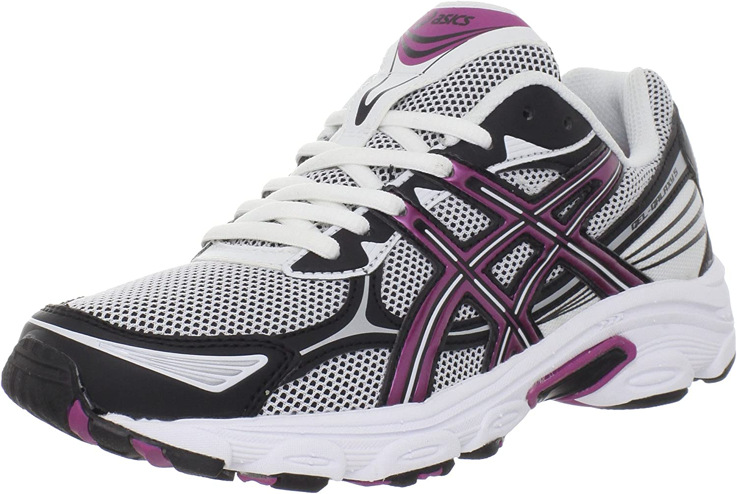 Asics Gel-Galaxy 5 - Zapatillas de Running de sintético para Mujer White/Berry/Black, Color, Talla 41: Amazon.es: Zapatos y complementos