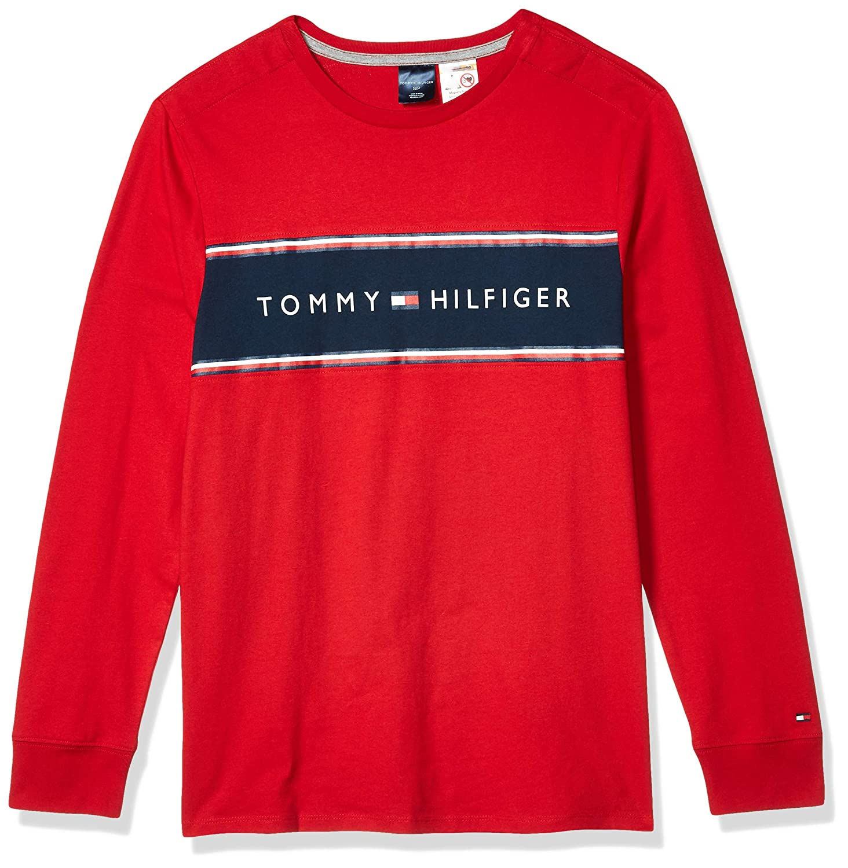 Tommy Hilfiger Playera adaptativa para Hombre con Botones ...