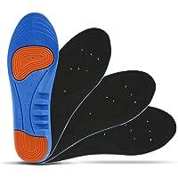 LIHAO 2 Pares de Plantillas Zapatos Unisex Plantillas