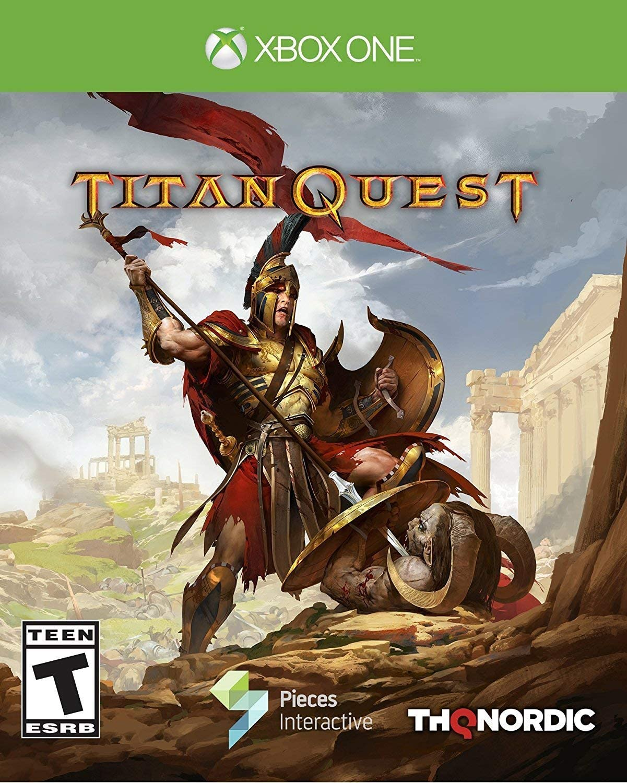 Amazon com: Titan Quest: Standard Edition - Xbox One: Thq