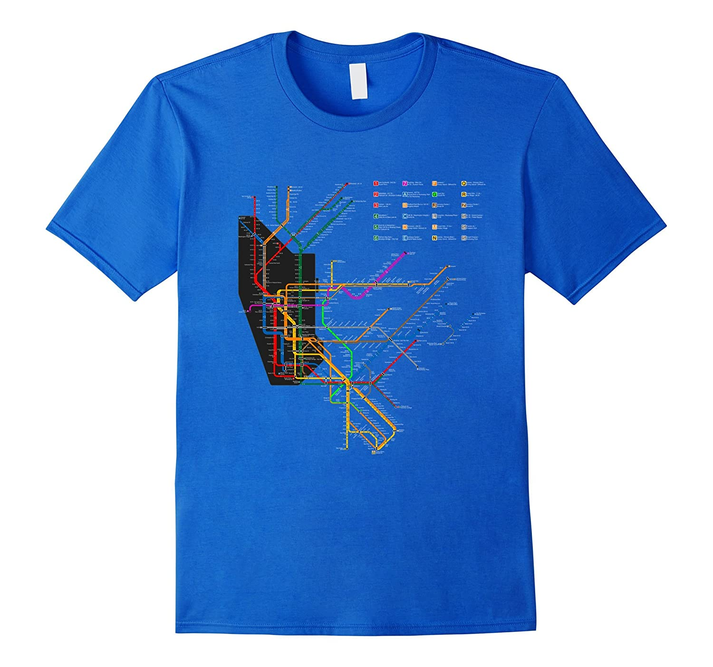 Nyc Subway Map T Shirts.Nyc Subway T Shirt New York City Line Metro Map 300ppi Bn