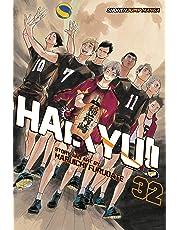Haikyu!! , Vol. 32