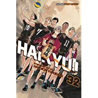 Haikyu!! , Vol. 32