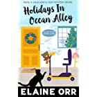 Holidays in Ocean Alley: Ninth in the Jolie Gentil Series (Jolie Gentil Cozy Mystery Series Book 9)