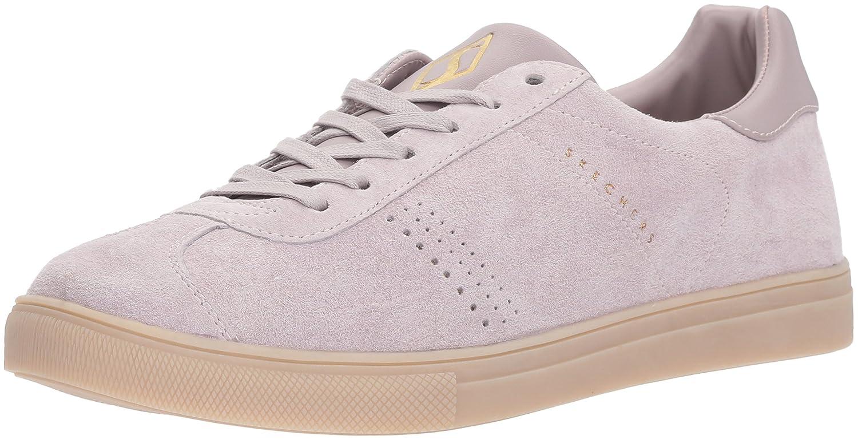 Skechers Women's Moda-Gum Bottom Suede Sneaker B0745P3VCB 8 B(M) US|Lavender