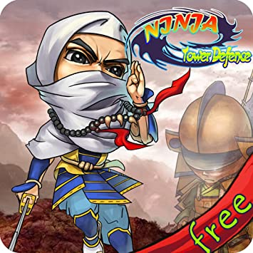 Ninja Tower Defense Free