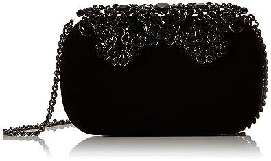 6f6537a008c Dune Womens Estella Clutch Black (Black): Amazon.co.uk: Shoes & Bags