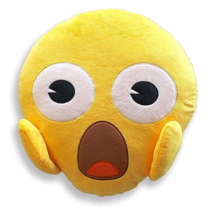Emoji- Cojín Bordado Oso Oficial (PIW_Bear_EB)