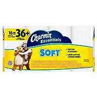 Deals on 16-Rolls Charmin Essentials Soft Bathroom Tissue