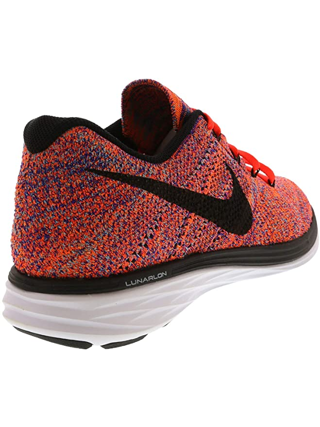 Amazon.com: Nike Men s Flyknit Lunar3 Running Shoe: Nike: Shoes