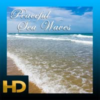Peaceful Sea Waves HD - Relax and unwind