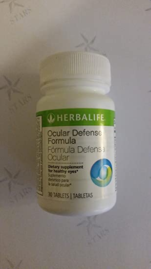 Amazon.com: Herbalife ocular Defense Fórmula para tu Ojo ...
