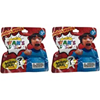 Ryan's World 2 Pack Figurine Surprise Pack - Includes 2 Random Characters from Ryan's Toy Review
