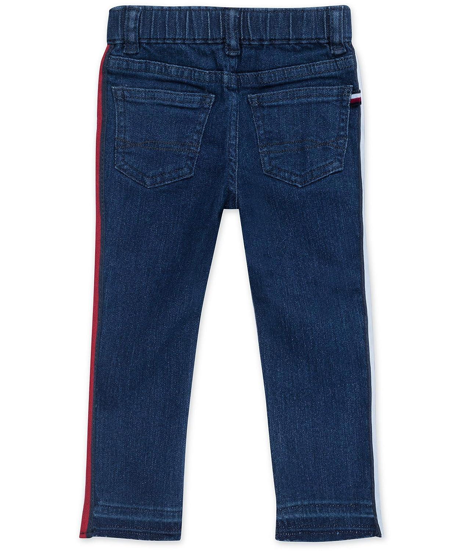 Tommy Hilfiger Baby Girls Stretch Denim Jeans