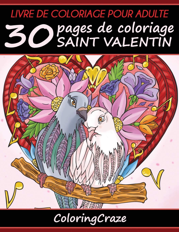 Livre De Coloriage Pour Adulte 30 Pages De Coloriage Saint
