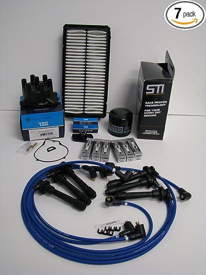 1998-1999 Honda Accord EX LX V6 3.0L Spark Plug Wires Complete Tune on