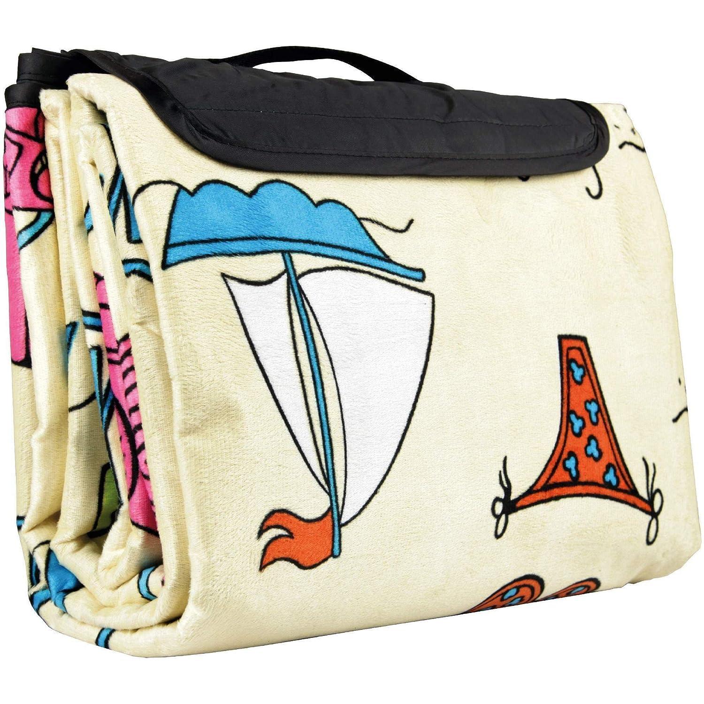 Bestlivings Picknickdecke mit Fotodruck, in vielen Variationen B01HQ0U15A Picknickdecken Kaufen Sie online
