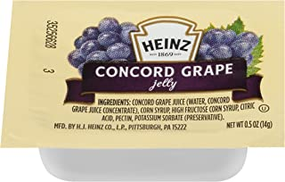 product image for Heinz Grape Jelly Single Serve Packet (0.5 oz Packets, Pack of 200)