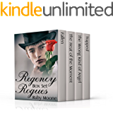 Regency Rogues Box Set -- 4 Gay Historical Romance Stories in 1