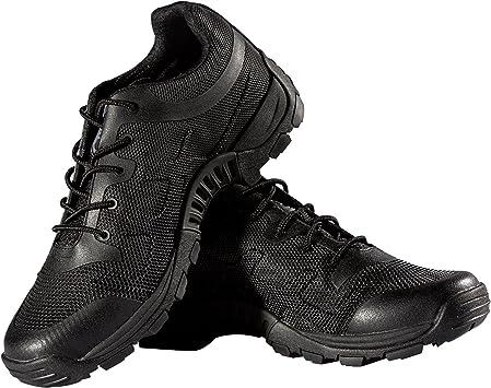 FREE SOLDIER - Zapatos de senderismo, escalada y otros deporte para hombre, suela antideslizante y calzado transpirable