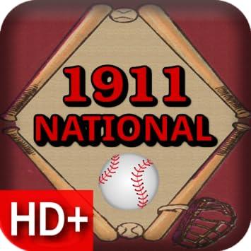 Amazon Baseball 1911