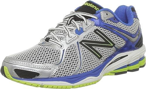 New Balance M880 BB2-D Blanco Azul Running Zapatillas para Correr para Hombre N-ERGY ABZORB FL NDURANCE: Amazon.es: Zapatos y complementos
