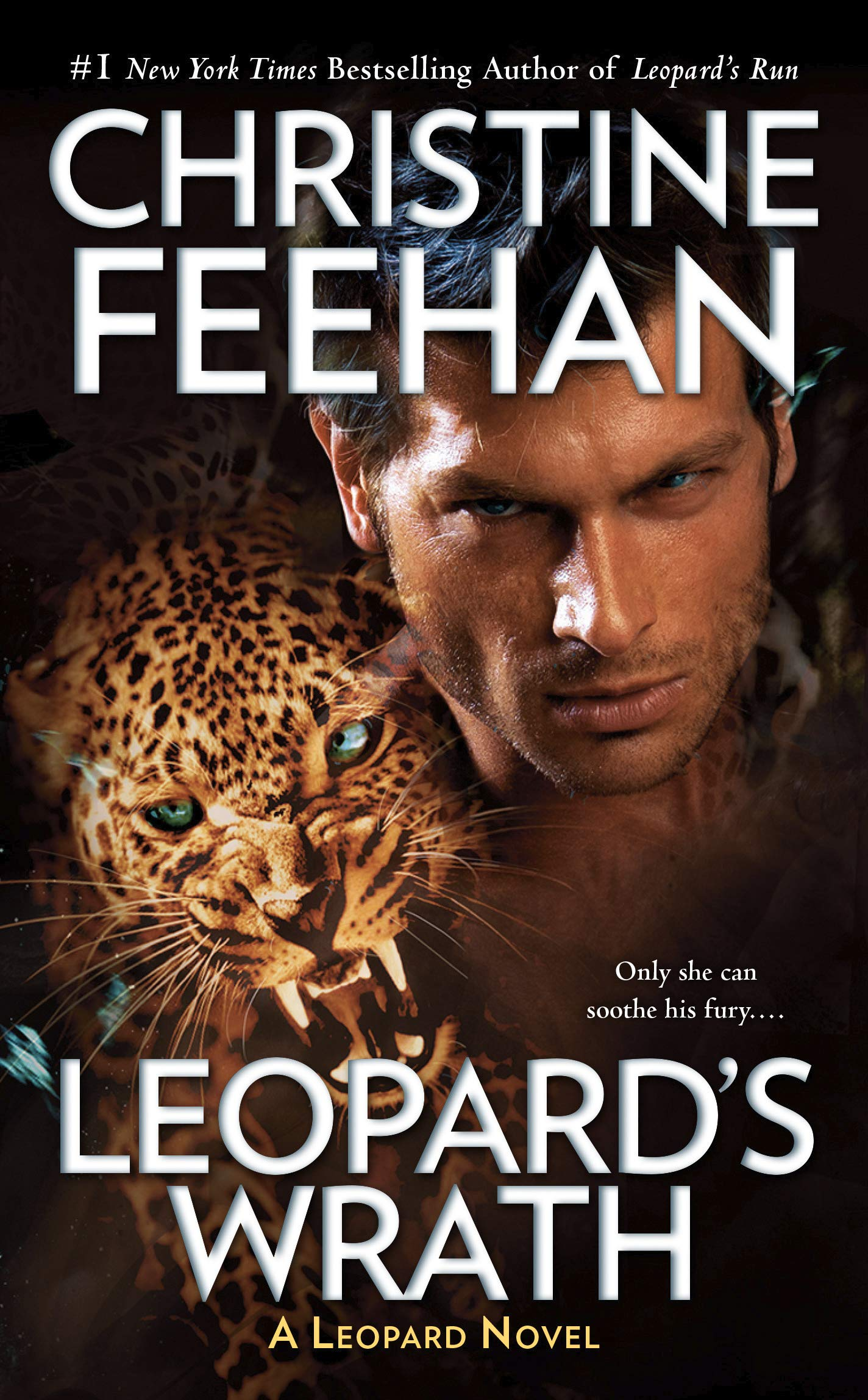 Leopard's Wrath (A Leopard Novel) by Thorndike Press Large Print