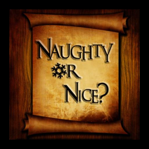 Santas Naughty Nice List - 1