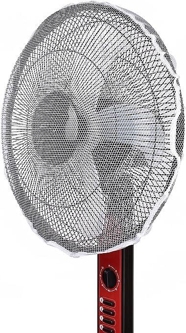 DSstyles Fan cubierta de polvo cubierta de ventilador de seguridad ...
