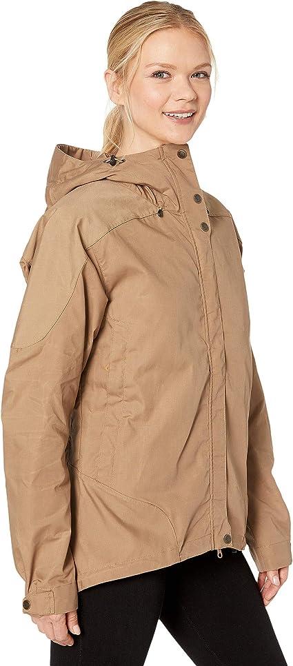 Fjällräven Skogsö Jacket W Damen Trekkingjacke Outdoorjacke Black
