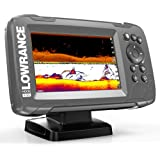 16-inch Fish Finder with TotalScan Transducer and C-MAP US