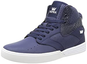 SUPRA Skateboard Shoes VAIDER BLUE NIGHTS