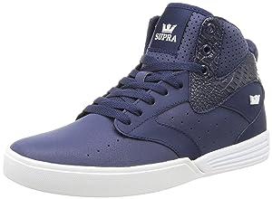 SUPRA Skateboard Shoes VAIDER BLUE NIGHTS