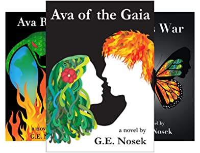 Ava of the Gaia (3 book series) Kindle Edition