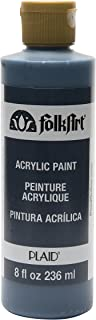 product image for FolkArt Acrylic Paint in Assorted Colors (8 oz), , Navy Blue