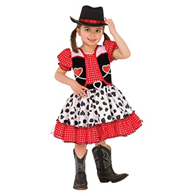 Rubie's Cowgirl - Children�s Costume: Clothing