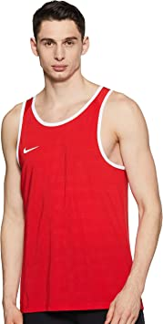 Nike M Nk SL Crossover - Camiseta sin Mangas de Baloncesto ...