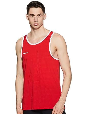 Nike M Nk SL Crossover Camiseta sin Mangas de Baloncesto, Hombre ...